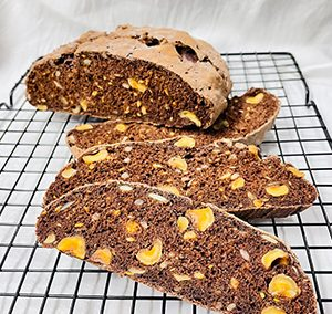 Pane Cacao e Nocciole